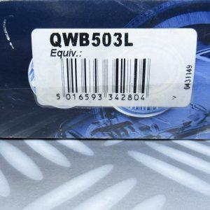 Roulement de roue arrière QH PSA Peugeot 205 QWB503L