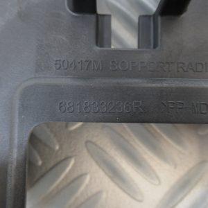 Support ecran multi fonction Renault Megane 4  681833236R