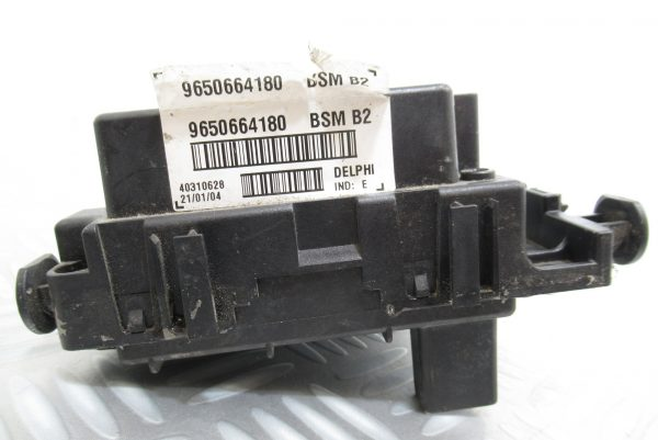 Boitier BSM-B2 Delphi Peugeot 206 9650664180