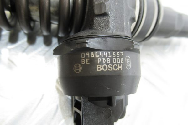 4 Injecteurs pompe HP Bosch Seat Leon 1,9TDI 150CV  0986441557