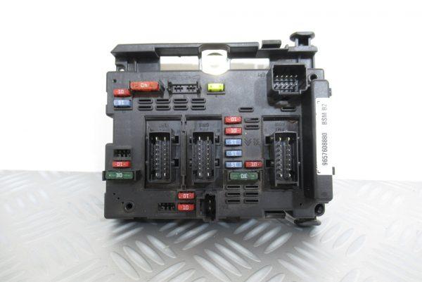 Boitier BSM-B2 Delphi Peugeot 206+ / 9657608880