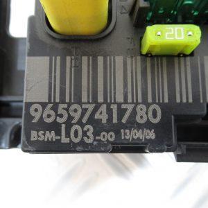 Boitier BSM-L03 Delphi Citroen C2 1,1 i Essence 60CV  9659741780