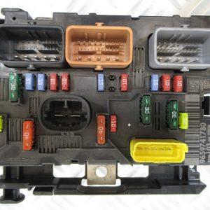 Boitier BSM-L03 Delphi Citroen C3 1,4  Essence 16V 88CV  9659741780