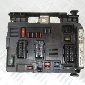 Boitier BSM-B2 Siemens Citroen C3 Phase 1  T118470002 / 9643498980