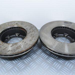 Disques de frein avant (X2) Bendix Renault Master 1 / 561254B