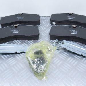 Plaquettes de freins Iveco EuroCargo 500055019