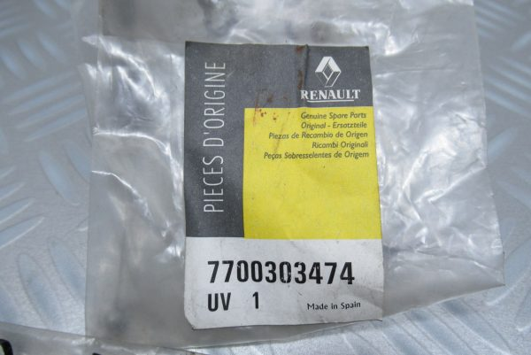 Câble de porte coulissante Droite Renault Kangoo 7700303474