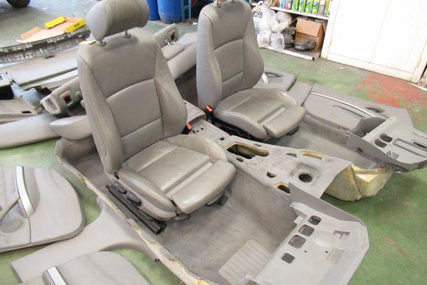 Intérieur BMW E91 break de 2005