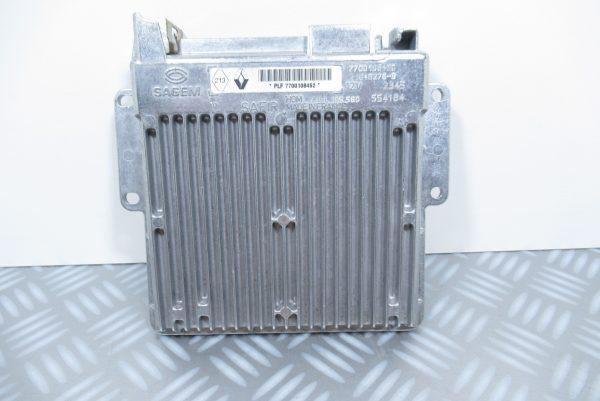 Calculateur moteur Sagem Renault Twingo 1 1.2L Ess 7700108452