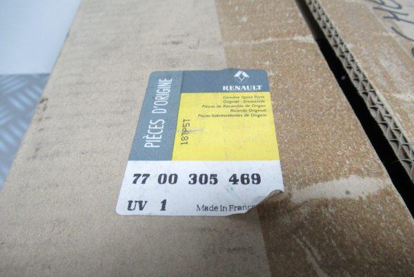 Vide poche avant Renault Trafic 1 7700305469