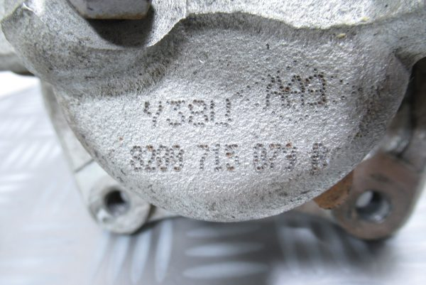 Etrier de frein AVD TRW Renault Clio 38200715079