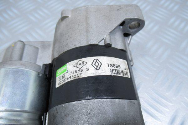 Démarreur Valeo Renault Twingo 8200369521F