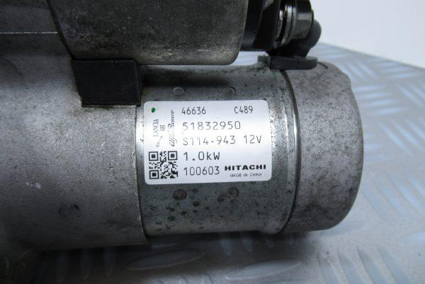 Démarreur Hitachi 51832950