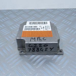 Calculateur d'airbag Mercedes C220 W203 0285001373 / 0018209726