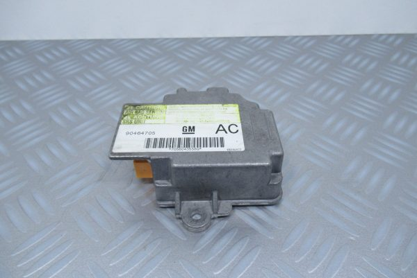 Calculateur d'airbag General Motors Opel Vectra B 90464705