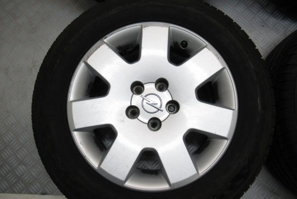 Jantes alu x4 Opel