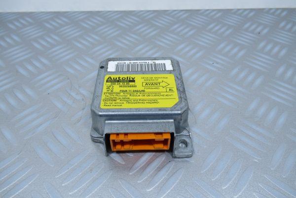 Calculateur d'airbag PSA Peugeot 206 9635268880