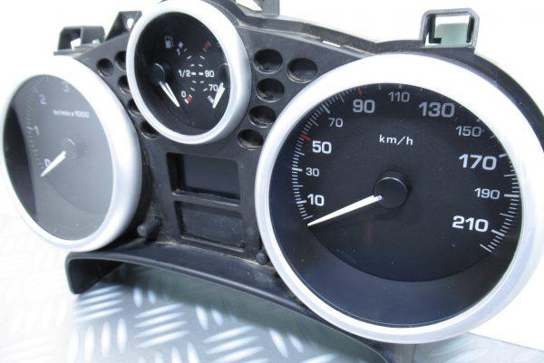 Compteur Peugeot 207