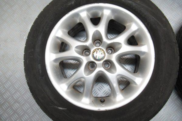 Jantes alu x4 Alfa Romeo 205×60 R15