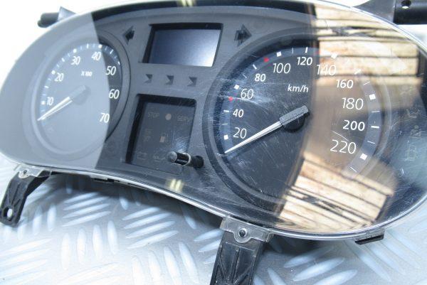 Compteur Renault Clio 2