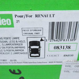 Clignotant avant droit Valeo Renault 21  083138