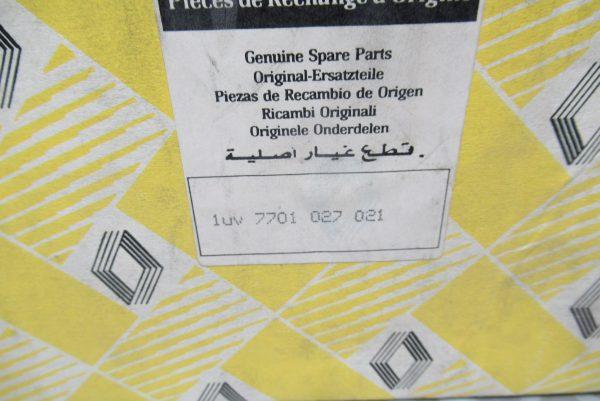 Platine de Feu arrière droit Renault Master 7701027021