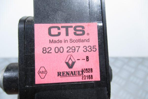 Pédale d'accelerateur Renault Clio 3 8200297335