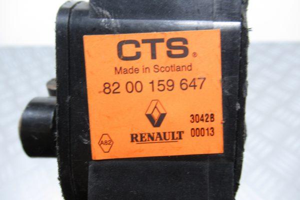 Pédale d'accelerateur Renault Scenic 2 8200159647
