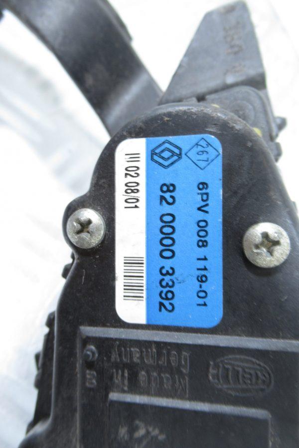 Pédale d'accelerateur Renault Laguna 2 8200003392