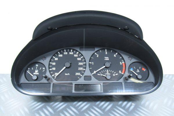Compteur BMW Serie 3 (E46)