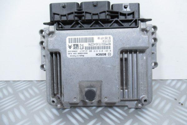 Calculateur moteur Bosch Citroen C3 9805947780