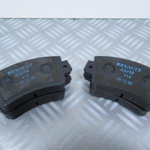 Plaquettes de frein avant Renault Trafic 1 \ 7701205014