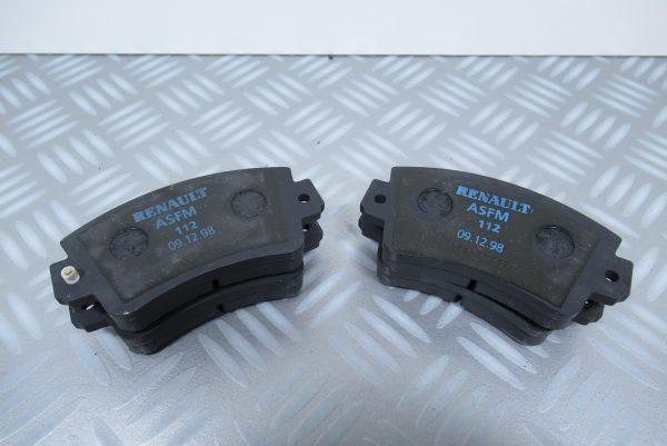 Plaquettes de frein avant Renault R30 / 7701205014