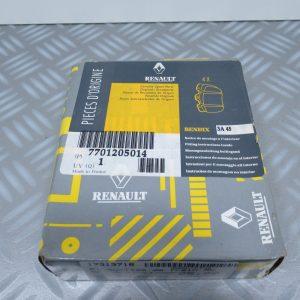 Plaquettes de frein avant Renault R30 // 7701205014
