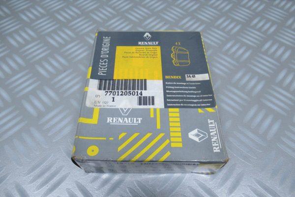 Plaquettes de frein avant Renault R30 – 7701205014