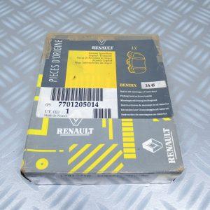 Plaquettes de frein avant Renault R30 7701205014