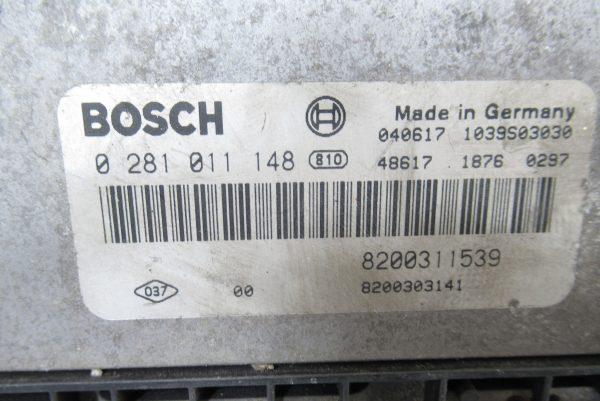 Kit de démarrage Renault Laguna 2 PH1 1.9 DCI 8200311539