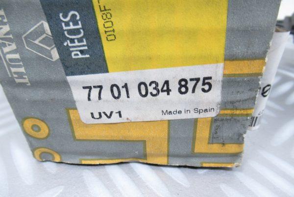 Résistance de chauffage Renault Clio 1 \ 7701034875