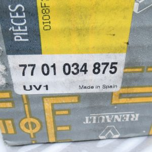 Résistance de chauffage Renault Clio 1 / 7701034875
