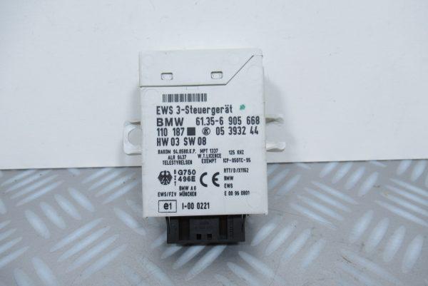 Boitier controle BMW 05393244 X5 et X6