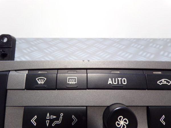 Commande de Chauffage Peugeot