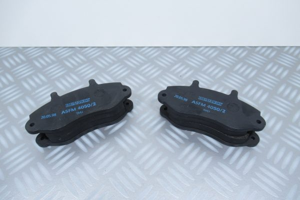 Plaquettes de frein avant Bendix Renault Master 2 / 7701205294