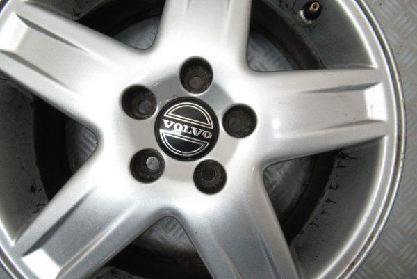 Jante alu 16 pouces 5 trous Volvo S60 1