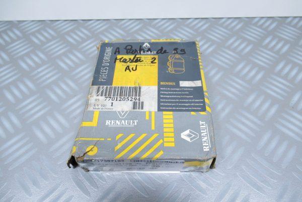 Plaquettes de frein avant Bendix Renault Master 2 7701205294