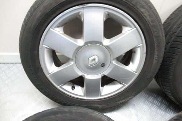 Jante alu X4 Renault Megane 205X55 R16