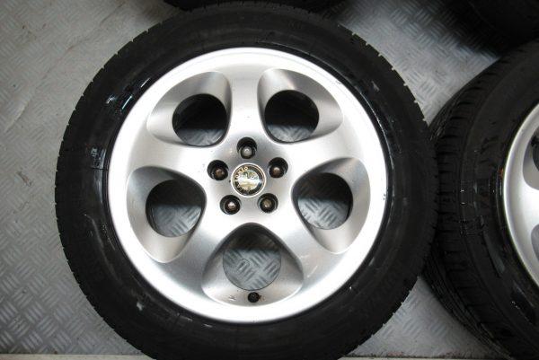 Jantes alu x4 Alfa Romeo 147 205×55 R16