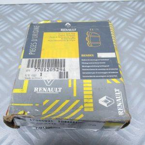 Plaquettes de frein avant Renault Master 2 7701205294