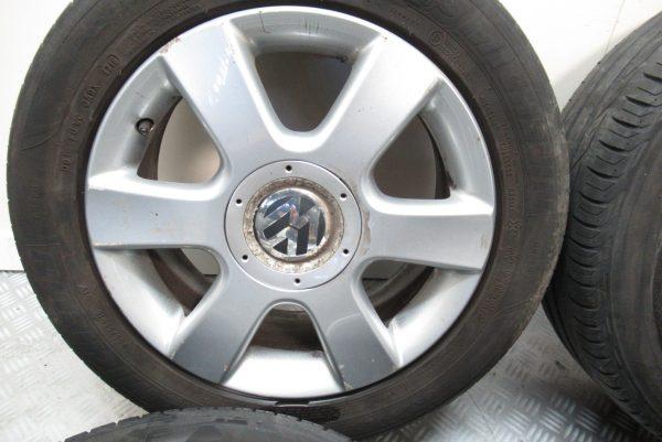 Jantes alu x4 Volkswagen Golf 5 205×55 R16