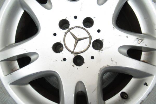 Jante alu 5 trous 16 pouces Mercedes Classe E W211