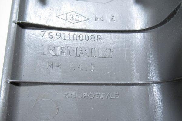 Montant interieur droit de pare brise Renault Master 3 769110008R